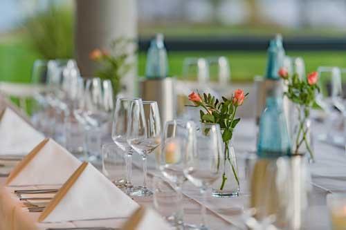 Hochzeiten im Elbstrand Resort feiern