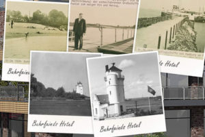 Elbstrand Resort Historie
