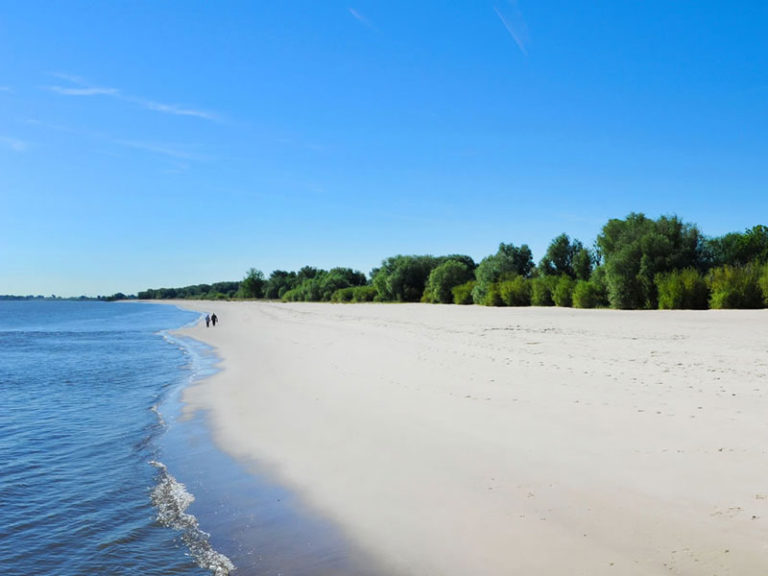 Die Elbinsel Krautsand - Urlaubsgefühl pur