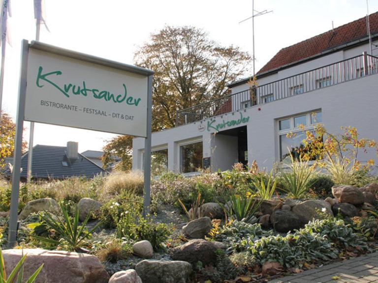 Restaurant Krutsander - Bistrorante, Festsaal und dit & dat