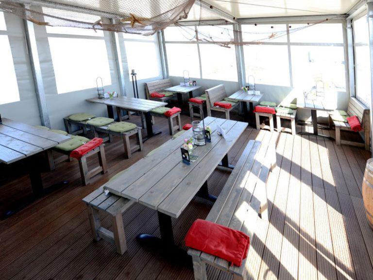 Bistro und Bar StrandZeit - Bistro an der Elbe