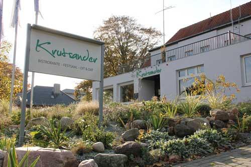 Restaurant Krutsander auf Krautsand