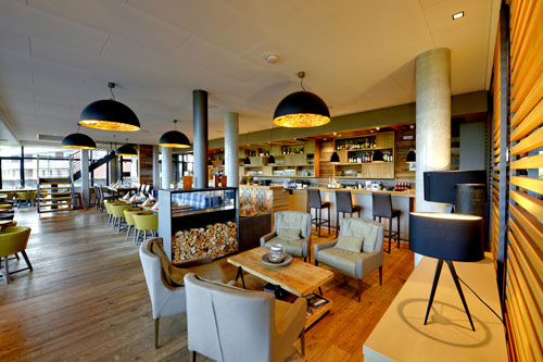 Restaurant Sandbank im Elbstrand Resort