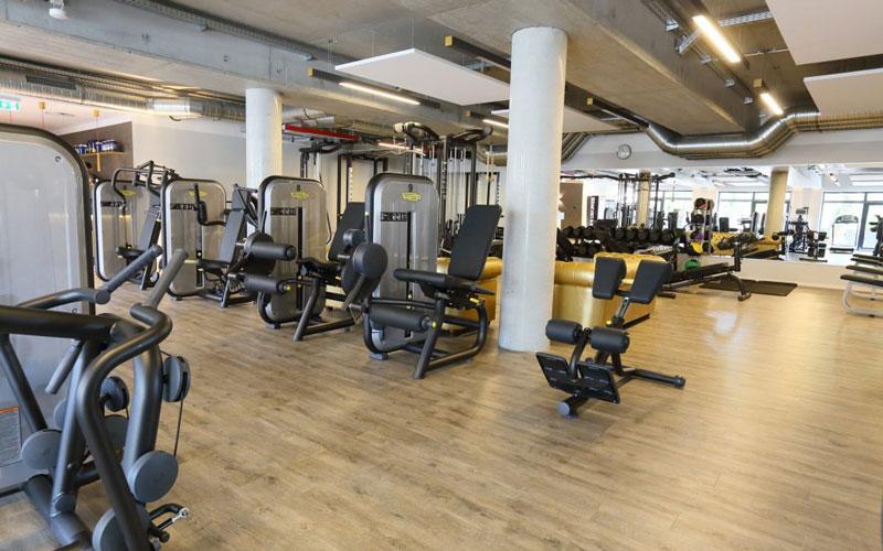 Fitness und Sport im Elbstrand Resort