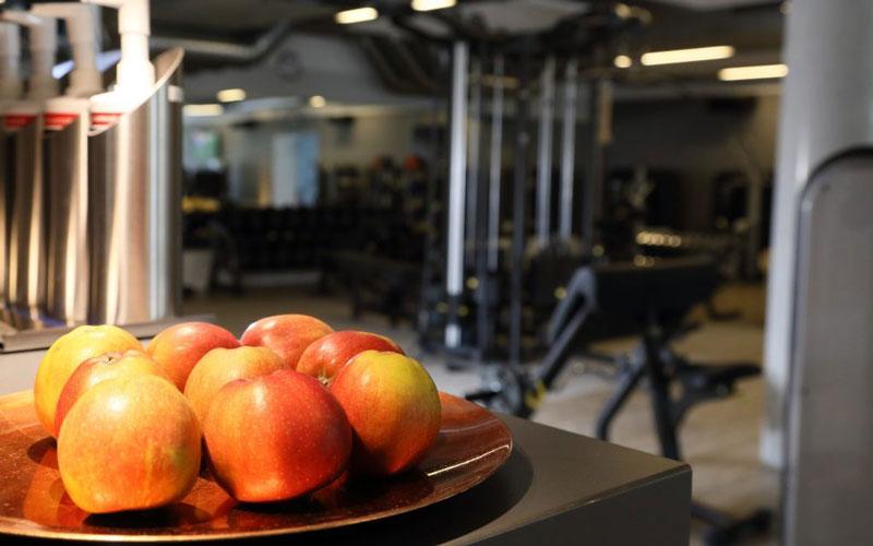 Fitness im Elbstrand Resort