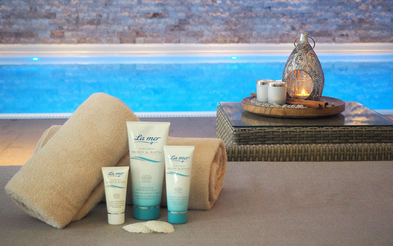 Wellness und Spa im Elbstrand Resort