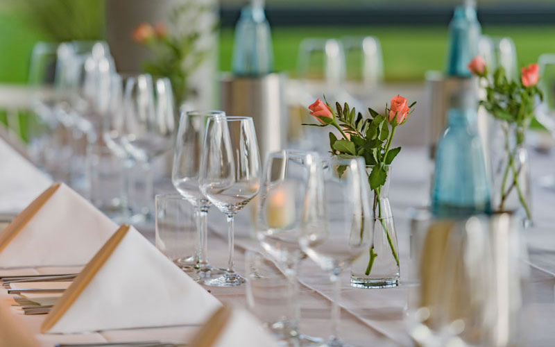 Hochzeit-Location am Wasser