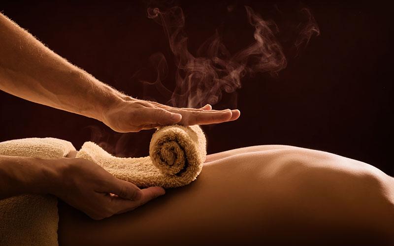 Massage- und Wellnessbehandlungen